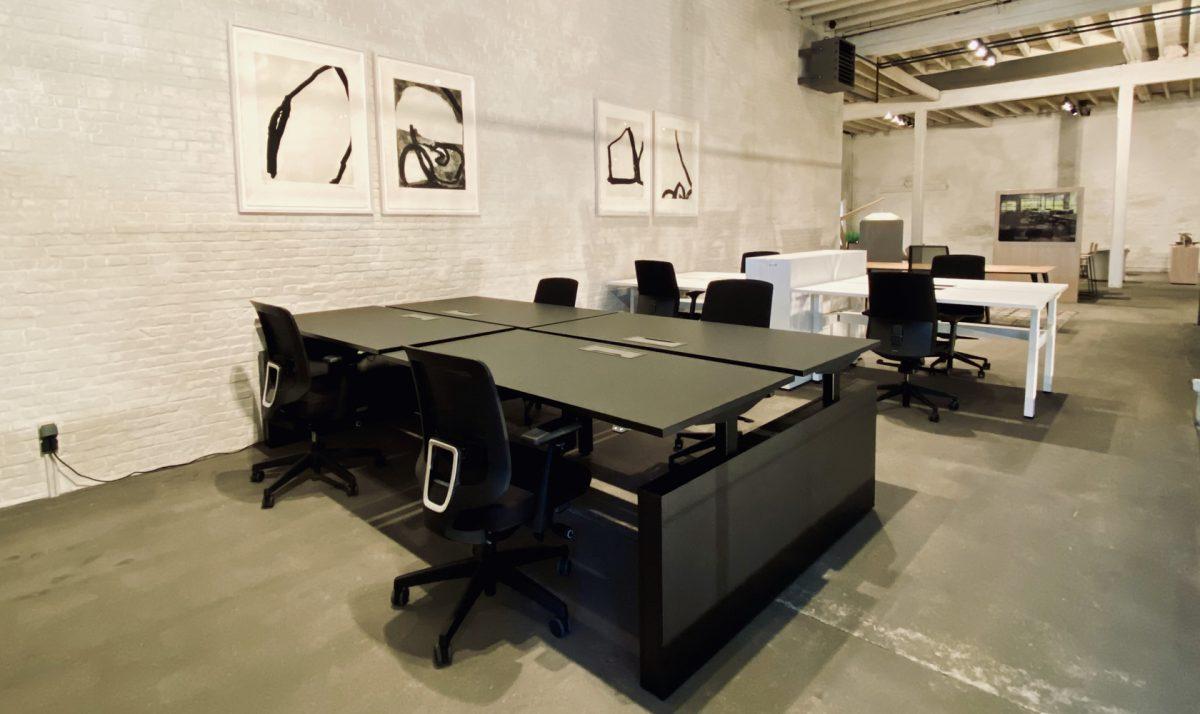Beste bureaustoel verstelbare armleuning 4D