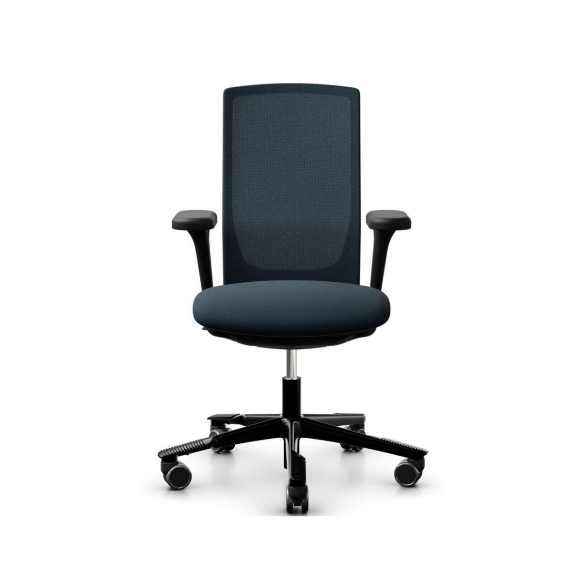 HAG Futu bureaustoel ergonomisch blauw