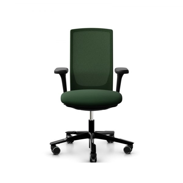 HAG Futu bureaustoel groen